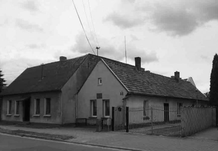 Rodzinny dom Kalinów na Krępie
