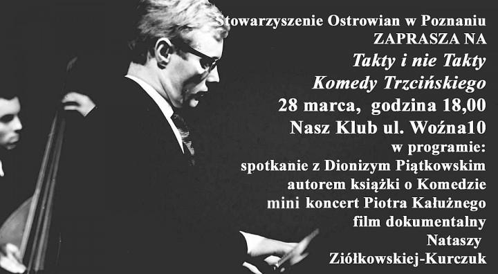 Ilustracja ze strony Stowarzyszenia Ostrowian w Poznaniu na Facebooku