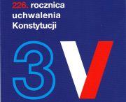 226 rocznica uchwalenia Konstytucji 3 Maja