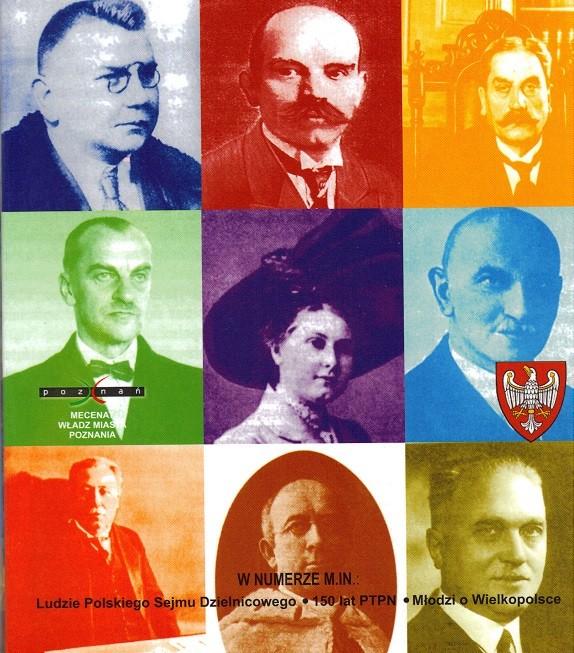 Ludzie Polskiego Sejmu Dzielnicowego na okładce PW 2007-4