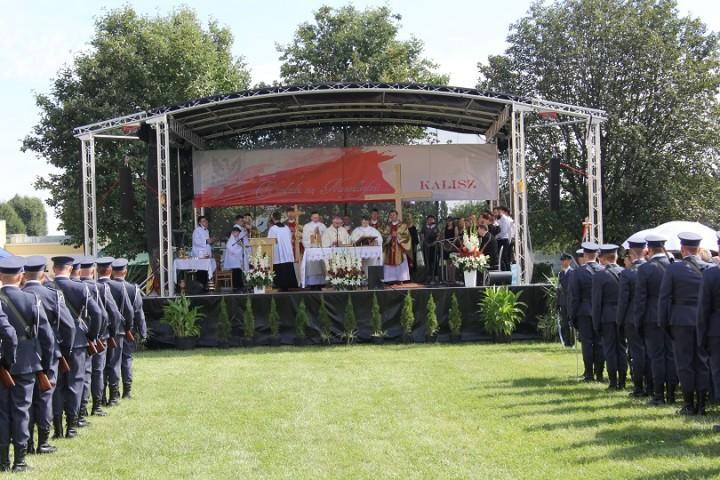 4 uroczysta polowa msza święta 4 sierpnia 2017