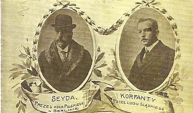 Pocztówka z 1918 roku (fragm.)
