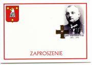 Tablica pamiątkowa gen. Stanisława Thiela w Ostrzeszowie