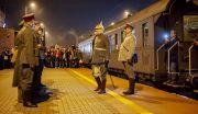 Zabytkowym pociągiem na Powstanie Wielkopolskie