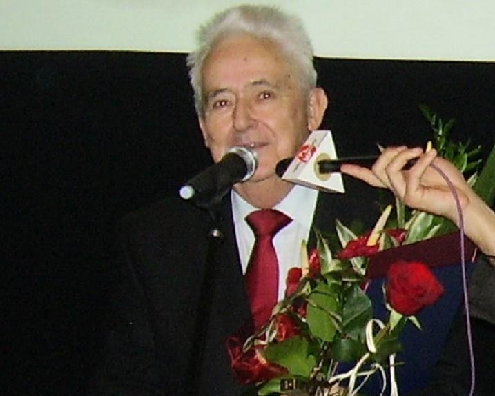 Andrzej Wituski - laureat Nagrody Głównej WTK 2016
