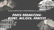 Praca organiczna: osoby, miejsca, procesy