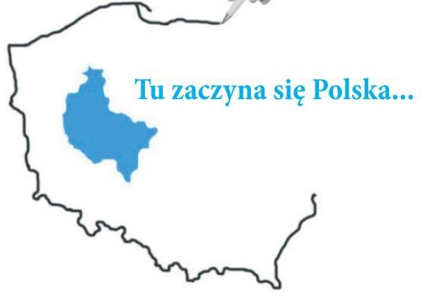 Znak graficzny Dni Wielkopolski. Proj. N. Milewska