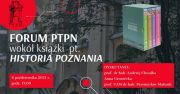 """Wokół """"Historia Poznania"""" P. Matusika"""
